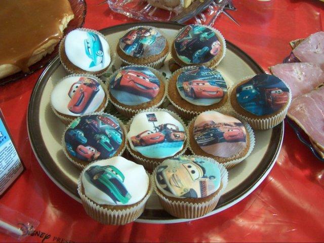 Car Cakes :) YUM!!
